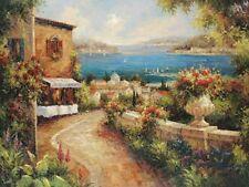 Marina Di Leuca I by Peter Bell Print