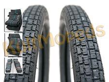 Set 2 Reifen Mantel pas. für Simson KR50 Anhänger Heidenau K30 2,50x16 (20x2,50)