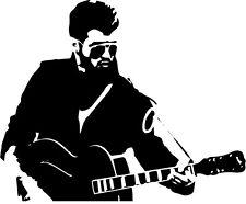 George Michael 1963-2016 Wham Rock RIP Pop vinyl decal sticker faith 80 90's CD