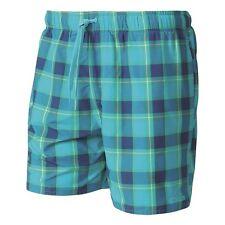 Adidas Men's Swimming Shorts Checked Shorts Sl, Swim Trunks, BJ8793