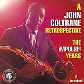 A  John Coltrane Retrospective: The Impulse Years 3 CD SET FATBOX