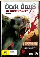 Dark Days In Monkey City : Season 1 (DVD, 2010, 2-Disc Set)