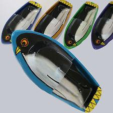 Knatterboot Kerzenboot Pinguin Pop Pop-Boot Dampfschiff Dampfboot Indien