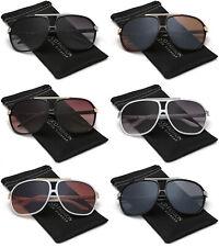 Classic Fashion Aviator Sunglasses Retro Vintage Men Women Ladies Glasses Shades