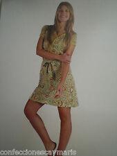 Article new womens knit dress size m l beach dress woman robe ref 3-14