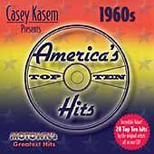 Casey Kasem: Top Ten - 60s Motown's G.H. by Casey Kasem Presents America's Top