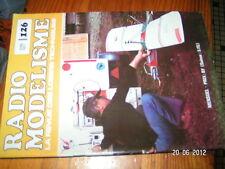 Radio Modelisme n°126 Toudeuse volante Club 20 Tacot