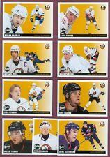 2002-03 UPPER DECK VINTAGE ROOKIE NHL HOCKEY CARD 155 TO 350 SEE LIST