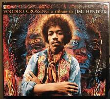 VOODOO CROSSING - A TRIBUTE TO JIMI HENDRIX - COMET RECORDS SAMPLER - CD