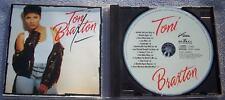 TONI BRAXTON Same ORIGINAL 1993 ISSUE GERMANY CD R&B Soul Funk