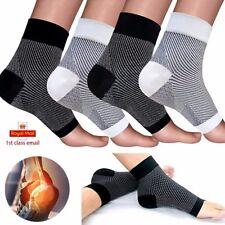 2 x Plantar Fasciitis Compression Socks Orthotic Heel Arch Foot Support Night HT