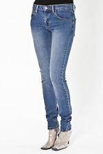 Cheap Monday Damen Tight USA blaue Jeans Hose Pants