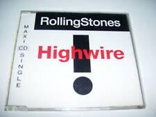 ROLLING STONES - HIGHWIRE !  RARE DUTCH MAXI cd 1991