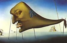 Salvador Dali Sleep Vintage Print