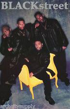 Poster :Music - Blackstreet - Group Pose - Free Shipping ! #222 Lw8 G