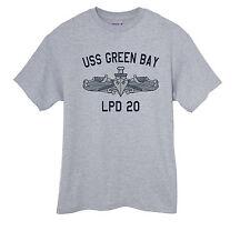 USN US Navy USS Green Bay LPD-20 T-Shirt