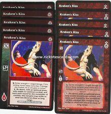 Kraken's Kiss x10 3rd Ed SW