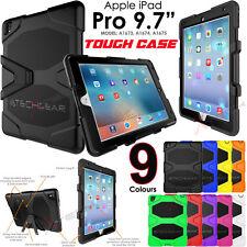 "Apple iPad PRO 9.7"" Tough HEAVY DUTY Shock Proof Protective Survival Case Cover"