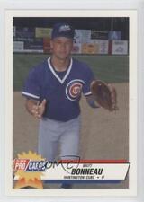 1993 Fleer ProCards Minor League 3240 Britt Bonneau Chicago Cubs Huntington Card