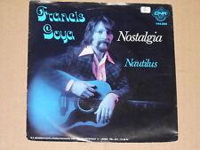 "FRANCIS GOYA -Nostalgia- 7"" 45"