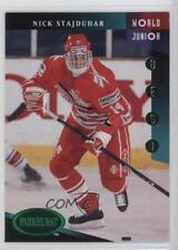 1993 Parkhurst Emerald Ice #507 Nick Stajduhar Team Canada (National Team) Card