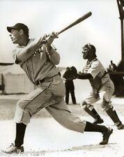 Detroit Tigers Hank Greenberg  Hitting a Home Run Vintage Tiger Baseball GREAT