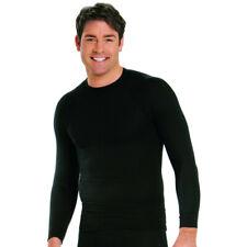 Camisa funcional THERMOLITE NEGRO entrenamiento camiseta running transpirable &