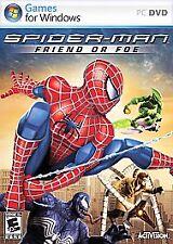 Spiderman: Friend or Foe - PC, (PC)