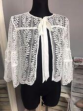 Miss Selfridge Lace Jacket ASOS (AS-19/35)