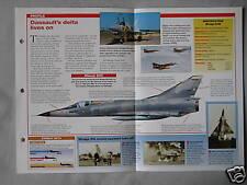 Aircraft of the World Dassault-Breguet Mirage III/5/50