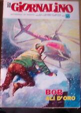 Il Giornalino 37 1972 Bob Ali d'oro Celestino Pon Pon