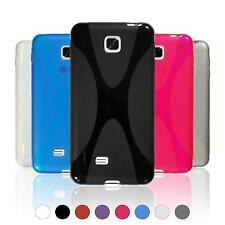 Coque en Silicone LG Optimus F5 - X-Style  + films de protection