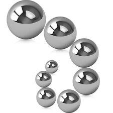 304 Stainless Steel Ball Bearing Beads Bearings Loose Beads Dia 1-100mm