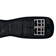 Kavalkade Klimatex Short Girth with two-sided elasticated Inserts - Black