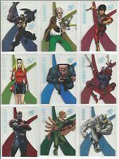 2017 Upper Deck Fleer Ultra Spider-Man Marvel Skybox EX Century Insert Card