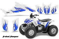 AMR RACING ALL TERRAIN QUAD STICKER WRAP ATV GRAPHIC KIT HONDA TRX 90 06-16 TMUW
