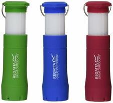 Regatta Torch Taschenlampe Zeltlampe gummiert hell drei Farben kann ni wegrollen