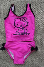 Hello Kitty Swim Bathing Suit Swimsuit 2 2T Tankini Dillards FREE NWT 2 Pc