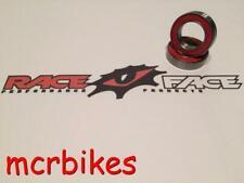 RACE FACE CINCH BSA30 BB BEARINGS x2 CHROME / STAINLESS STEEL & HYBRID CERAMIC