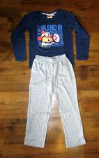 Minions Pyjama Set lang Gr. 110-116, 122-128, 134-140 Despicable Me Nachtwäsche