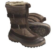 NIB Women's Columbia Sportswear Flurry Snow Winter Boots Mud Tan Brown 6, 6.5