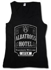 Albatross Hotel donna Tank Top Boardwalk Nucky Thompson Empire City simbolo logo