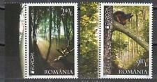 2011 Europa CEPT - Romania - set 2v
