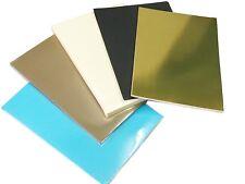 Hojas de color A4 elaboración de Tarjetas artesanal Papel De Impresora Arte Actividad Scrapbooking