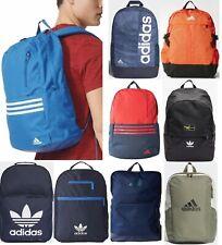 adidas Originals Classic School-Work-Travel-Gym-Sports Backpacks