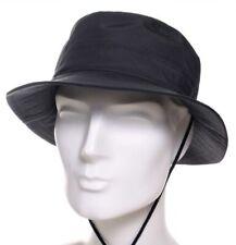 27d98b7c4cd Wegener Gore-Tex Hat Black Rain Hats Waterproof Kna