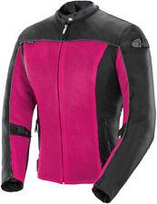 Joe Rocket Velocity Women's Textile Motorcycle Jacket Pink / Black