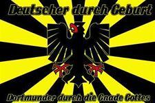 Dortmunder durch die Gnade Gottes Fahne Flagge Fahnen