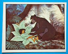 FIGURINA PANINI 1983-IL LIBRO DELLA GIUNGLA-n 200-NUOVA