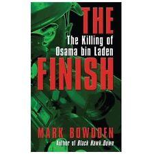 The Finish: The Killing of Osama Bin Laden (Thorndike Press Large Print Nonficti